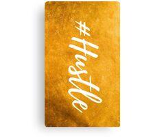 Gold Hustle Canvas Print