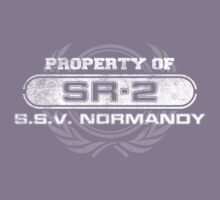 Naval Property of SR2 Kids Clothes