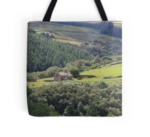 Remote Dwelling Tote Bag