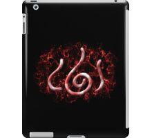 Marble Firebending Symbol iPad Case/Skin