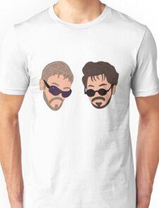 Andy Samberg, Justin Timberlake, Saturday Night Live - Dick in a Box Unisex T-Shirt