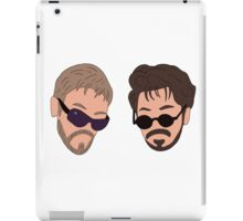 Andy Samberg, Justin Timberlake, Saturday Night Live - Dick in a Box iPad Case/Skin