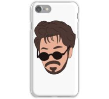 Andy Samberg, Saturday Night Live - Dick In A Box iPhone Case/Skin