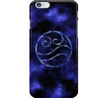 Marble Waterbending Symbol iPhone Case/Skin