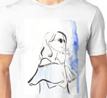 Festival Season Watercolour Illustration Unisex T-Shirt