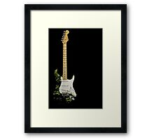 plant music Framed Print