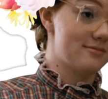 Barb from Stranger Things is my Bae Sticker