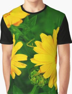 Flowers 10 Graphic T-Shirt