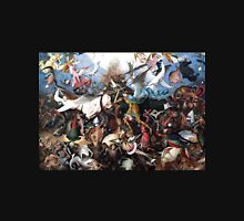 Pieter Bruegel The Fall of the Rebellious Angels 1562 Unisex T-Shirt