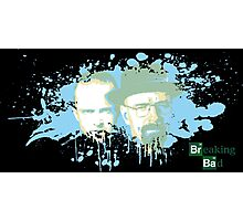 -BREAKING BAD- The Duo Photographic Print