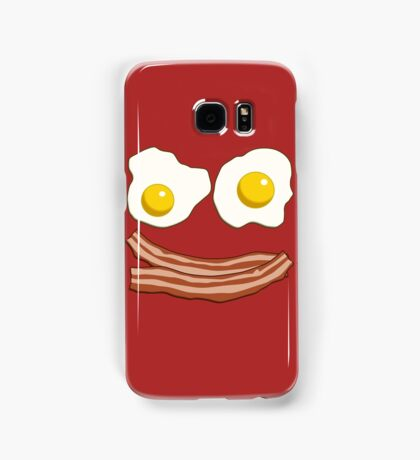 Bacon and Eggs Samsung Galaxy Case/Skin