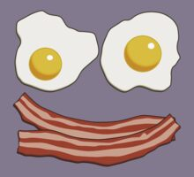 Bacon and Eggs Kids Tee