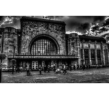 Helsinki Station Photographic Print