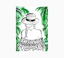 Paradise Found Watercolour Illustration Unisex T-Shirt