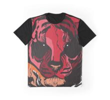 Urban Tiger Graphic T-Shirt