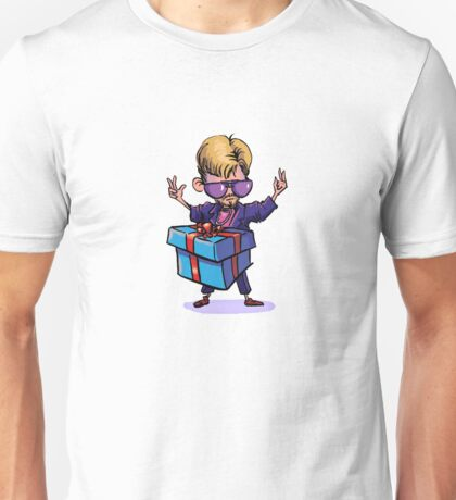 """Saturday Night Legends Featuring """"D*** In A Box"""" Unisex T-Shirt"""