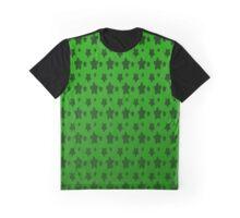 Green Fairy Hocus Pocus Star Pattern  Graphic T-Shirt