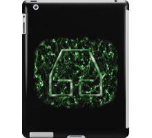 Marble Earthbending Symbol iPad Case/Skin