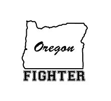 OREGON FIGHTER by ValhallanSon