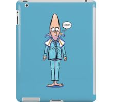 "Saturday Night Legends Featuring ""Coneheads"" iPad Case/Skin"