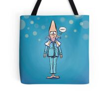 """Saturday Night Legends Featuring """"Coneheads"""" Tote Bag"""