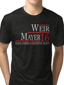 Weir Mayer 2016 Tees/Hoodies/Tanks Tri-blend T-Shirt