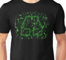 Earthbending Symbol Unisex T-Shirt