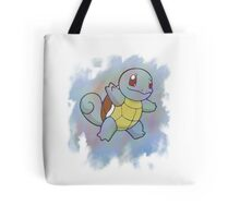 Watercolour Squirtle Tote Bag