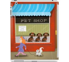 Puppies For Sale iPad Case/Skin