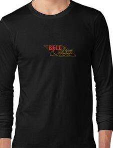 Bell Vintage Aircraft USA Long Sleeve T-Shirt
