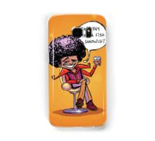 "Saturday Night Legends Featuring ""The Ladies Man"" Samsung Galaxy Case/Skin"
