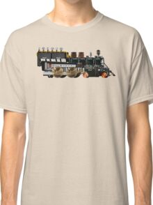 instrument train 2 Classic T-Shirt