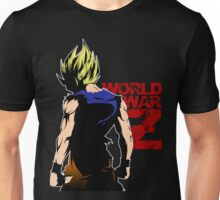 WORLD WAR Z - SON GOKU WAR Unisex T-Shirt