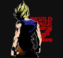 WORLD WAR Z - SON GOKU WAR Unisex T-Shirt