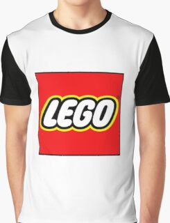 lego logo Graphic T-Shirt
