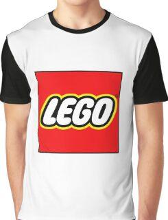 lego logo Graphic T-Shirt