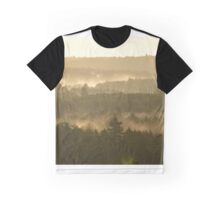 Mist in the Trees Graphic T-Shirt