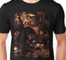 Dulle Griet Detail by Pieter Bruegel Unisex T-Shirt