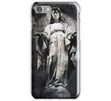 And Always You Stay, Mary iPhone Case/Skin