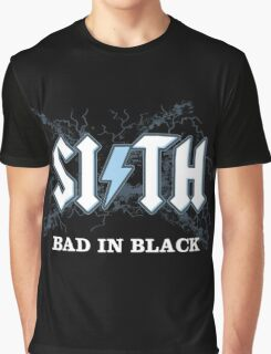 ULTIMATE SITH BAD IN BLACK ! Graphic T-Shirt