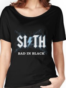 ULTIMATE SITH BAD IN BLACK ! Women's Relaxed Fit T-Shirt