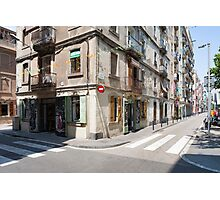 Barceloneta Photographic Print