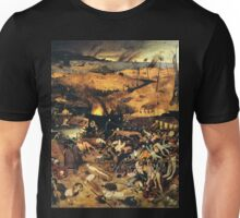 The Triumph of Death by Pieter Bruegel Unisex T-Shirt