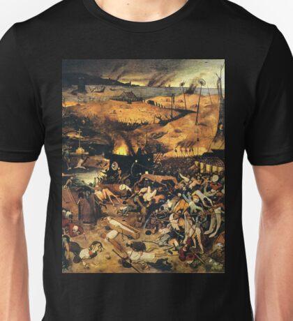The Triumph of Death by Pieter Bruegel Unisex T-Shirt