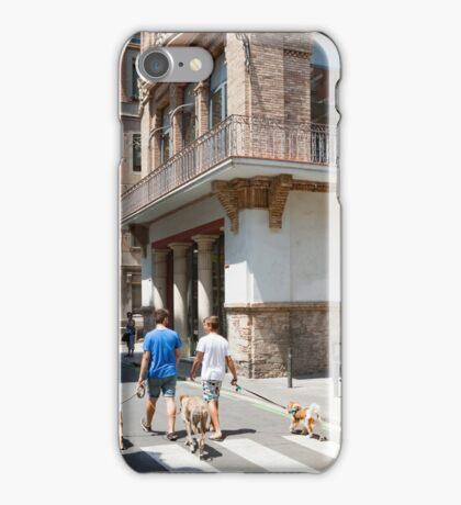Barceloneta iPhone Case/Skin