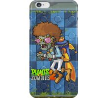 disco rocket zombie iPhone Case/Skin