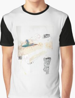 Oasis Cute Painting Relaxing Chill Art Graphic T-Shirt