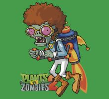 disco rocket zombie Kids Clothes