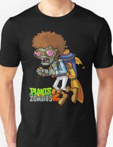 disco rocket zombie Unisex T-Shirt
