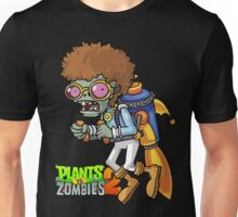 disco rocket zombie Unisex T-Shirt